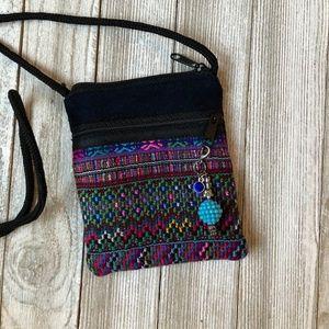 Crossbody bag purse Boho small NWOT